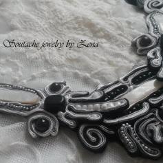 colier soutache alb si negru (14)