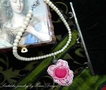 colier soutache PURPURIU perle (21)