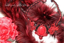 soutache burlesque red and black (62)