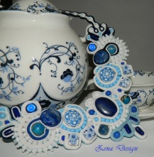 necklace soutache China (42)