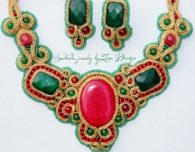 Soutache golden Age (30)