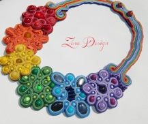 Rainbow necklace (42)