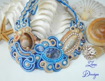 soutcahe necklace waves and shell (55)