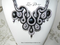necklace black and gray (34)