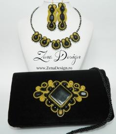 black purse soutache 10