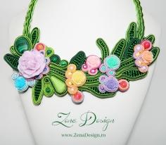 colier cu flori, flowers necklace (6)