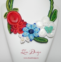 necklace spring flower (84)