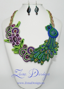 peacock necklace (9)