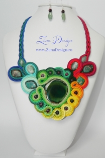 colier curcubeu rainbow necklace (20) - Copy