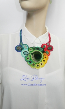 colier curcubeu rainbow necklace (27)