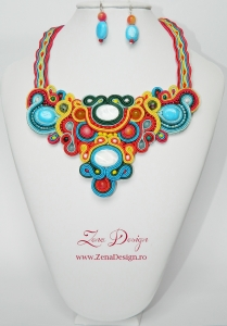 colier mozaic necklace (13)