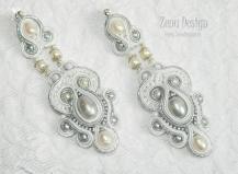 cercei mireasa alb cu argintiu (3)
