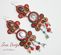 soutache earrings Barcelona (3)