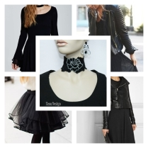 black-choker-inspiration