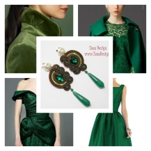 brown_earrings_emerald_green
