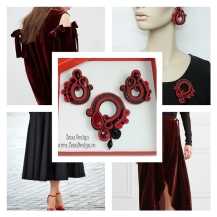 burgundy_black_jewelery 1