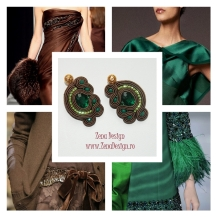 cercei_maro_verde_emerald (2)