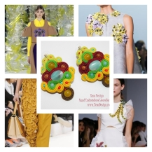 Colorful earrings inspiration
