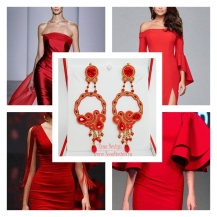 Oversized_red_earrings_inspiration