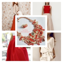 red _cream_necklace_inspiration