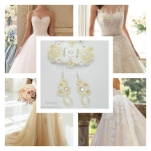 wedding earrings inspiration